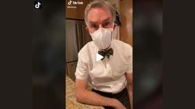Bill Nye breaks down importance of mask wearing through science