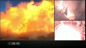 SpaceX Starship crash-lands during highest test flight