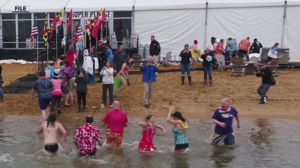 2021 Maryland State Police Polar Bear Plunge goes 'all virtual' due to COVID-19 case spike in state