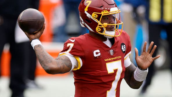 Former Washington QB Dwayne Haskins signs deal with Steelers