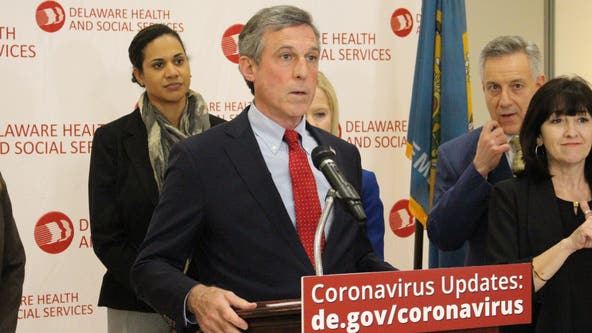 Gov. John Carney announces new stay-at-home advisory, universal mask mandate