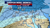 Winter weather possible Monday into Tuesday; lingering cold key to threat