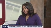 Meet Meteorologist Jennifer Delgado!