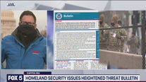 Homeland security issues heightened threat bulletin
