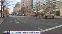 Getting DC back to normal