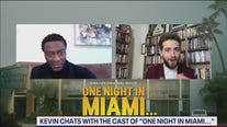 """""""One Night in Miami..."""" stars talk preparing to portray historical icons"""