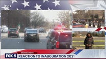 Visitors come to D.C. for inauguration despite National Mall closures