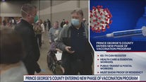 Prince Georges County barring non residents from getting vaccines