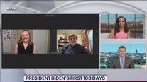Expert panel weighs in on Biden's first 100 days