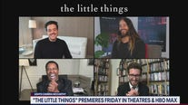 """The Little Things"" stars Denzel Washington, Rami Malek and Jared Leto talk new film"