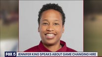 Jennifer King speaks about game-changing hire