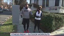 FITNESS FRIDAY: Taking your workout outdoors