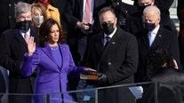 'American aspiration': Vice President Kamala Harris addresses nation after making history