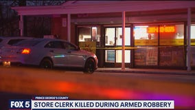 Store clerk fatally shot during attempted robbery in Fort Washington