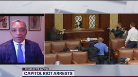DC attorney general reacts to Capitol chaos