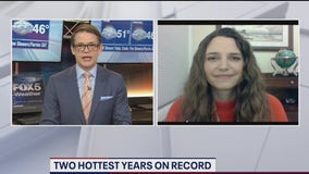 2020 tied for warmest year on record, says NASA