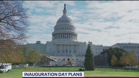 Inauguration Day activities remain primarily virtual
