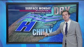FOX 5 Weather forecast for Monday, January 11