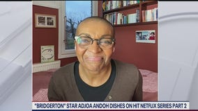 """Bridgerton"" star Adjoa Andoh answers viewer questions"