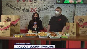 TAKEOUT TUESDAY: Grab some wings at Wingos