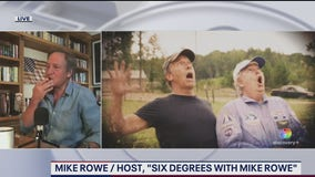 Mike Rowe talks new show and COVID-19 pandemic