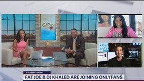 CELEBRITY DISH: Wendy Williams baby drama and DJ Khaled Onlyfans
