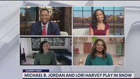 CELEBRITY DISH: Michael B. Jordan's romance and Megan Thee Stallion's audition