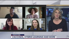 PARENT PANEL: COVID-19 vaccines, hybrid learning and more