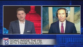 Frank Figliuzzi on Capitol insurrection, 'The FBI Way'