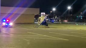 Prince George's County police helicopter makes emergency landing