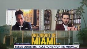 Leslie Odom Jr. talks playing Sam Cooke in new film