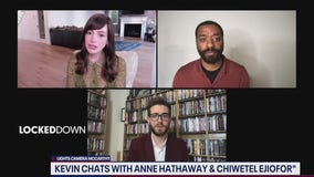 """Stars of """"Locked Down"""" explain what filming was like during COVID-19 pandemic"""