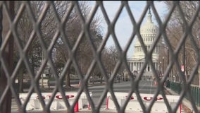 When barriers, fencing will begin to come down after Inauguration Day in DC