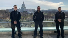 Senate votes to grant Medals of Honor to police who responded to Capitol riot
