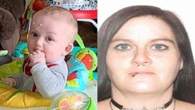 Amber Alert canceled in Virginia after abducted infant from Louisa County safely located