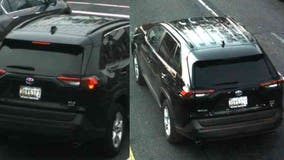 Kids found safe after SUV stolen in DC, police say