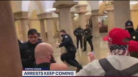 FBI still searching for suspects in the wake of Capitol chaos
