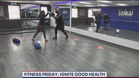 FITNESS FRIDAY: Ignite Good Health one-on-one sessions