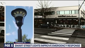 Arlington County Board approves pilot project to install smart streetlights along Wilson Blvd.