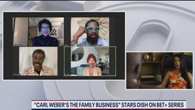 'Carl Weber's The Family Business' stars dish on BET+ series