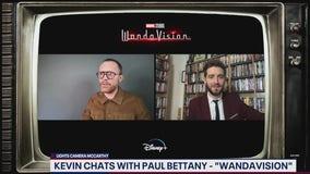 """Wandavision"" star Paul Bettany, a.k.a. Vision, talks new Disney+ series"