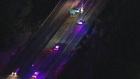 Prince George's County deadly hit-and-run crash causes traffic delays in Camp Springs area