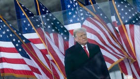 President Trump calls to 'great American Patriots' who voted for him in tweet following ban