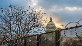 Outer perimeter of US Capitol Complex fencing to come down this weekend