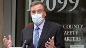 Virginia Sen. Mark Warner quarantining after learning close contact tested positive for COVID-19