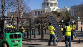 AP sources: Remaining fence around US Capitol to be removed