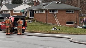 Woman killed in New Year's Day fire in Prince George's County