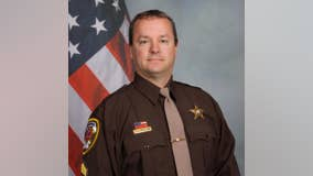 Fairfax County sheriff's deputy dies of COVID-19