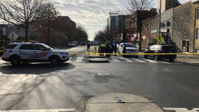 Police shoot armed man in Northwest DC