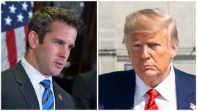 Illinois Republican Kinzinger receives letter from family members disowning him over Trump opposition